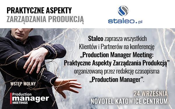 Praktyczne aspekty zarządzania produkcją