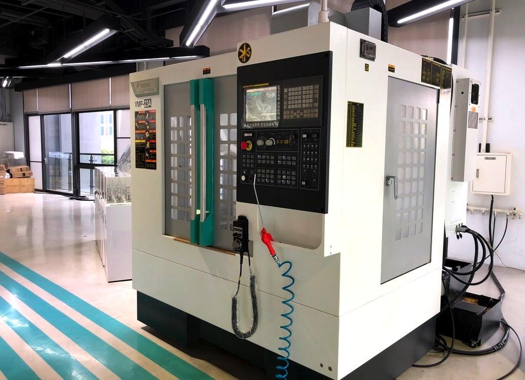 Przemysł maszynowy na Tajwanie - Feeler