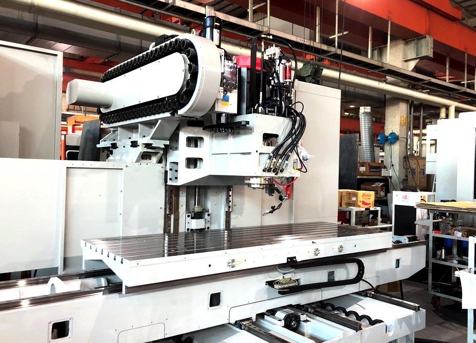 Przemysł maszynowy na Tajwanie - Quaser Machine Tools