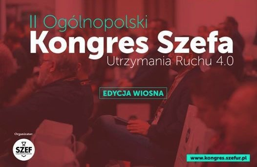 II Kongresu Szefa Utrzymania Ruchu 4.0 2019