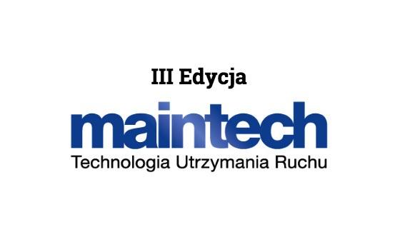 Konferencji Maintech 2018
