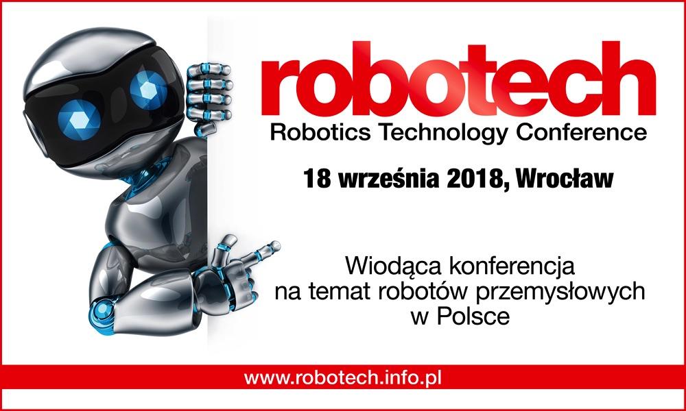 Control Engineering Polska i konferencja Robotech