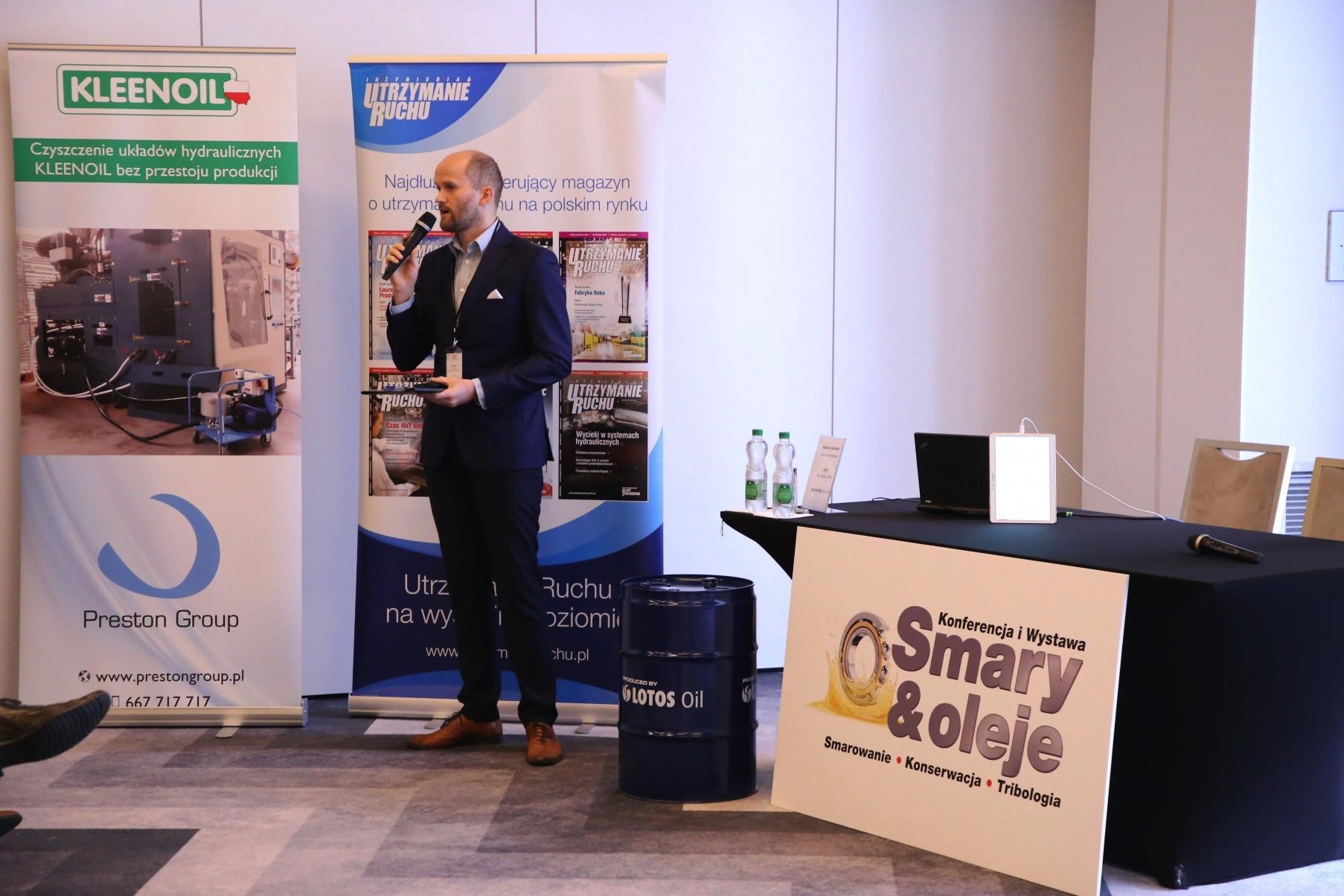 Pierwsza Konferencja Smary & Oleje