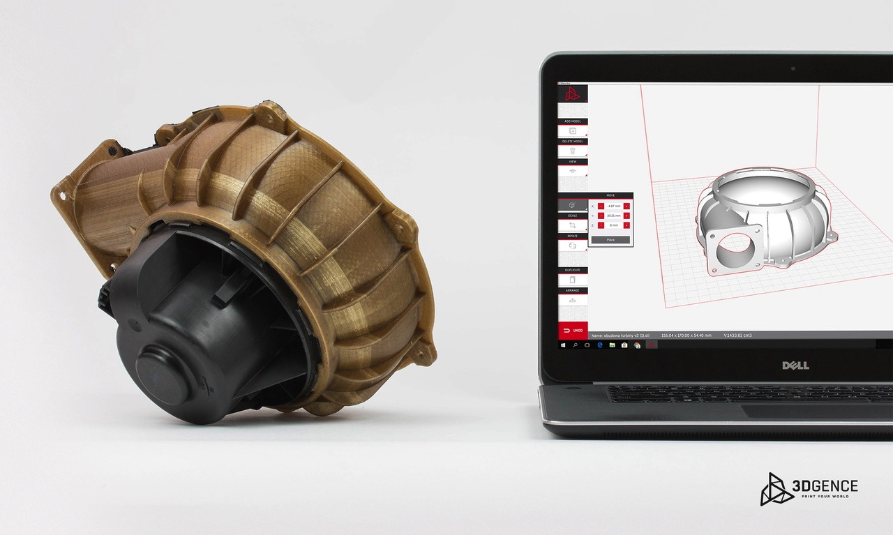 Druk 3D pomoże branży kolejowej