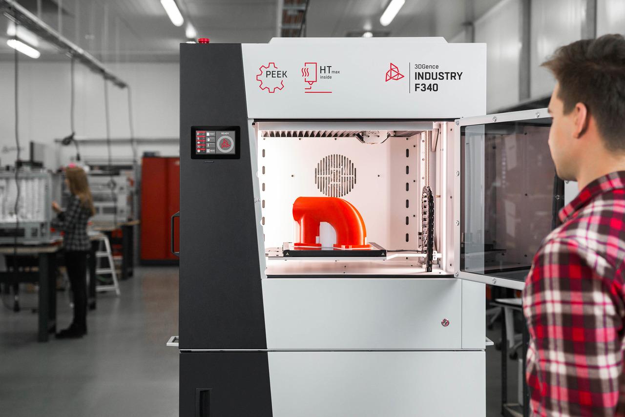 3DGence wprowadza usługę Audytu technologicznego