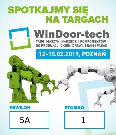 Automatyczne systemy magazynowe na targach WinDoor-tech
