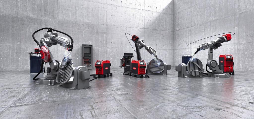 Fronius TPS/i Robotics platforma systemu spawania