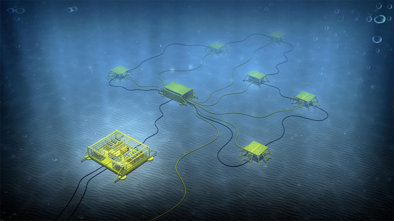 Pierwszy na świecie podwodny system zasilania