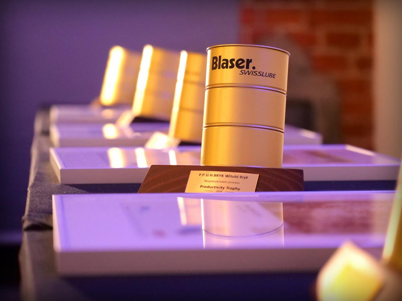 V edycja BLASER Productivity Trophy rozstrzygnięta