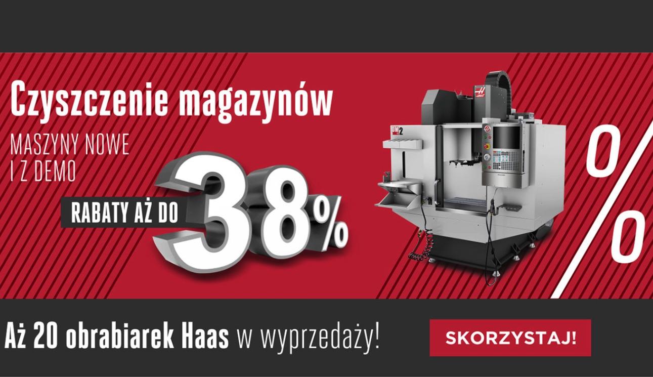 Wyprzedaż Haas Demo nawet -38% w Abplanalp