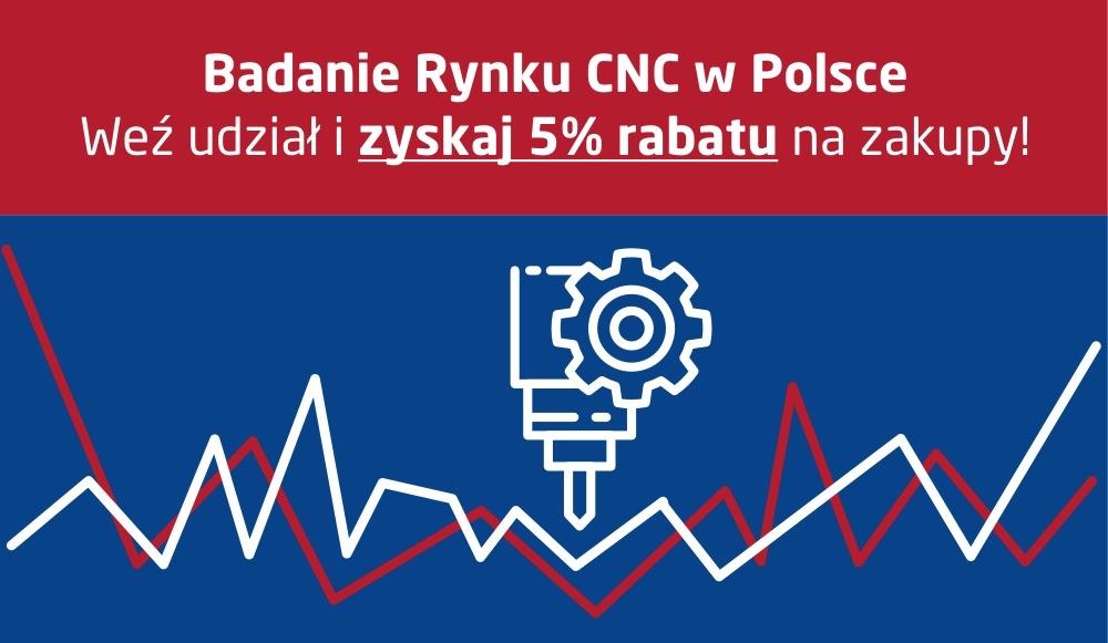 Badanie Rynku CNC w Polsce - Weź udział