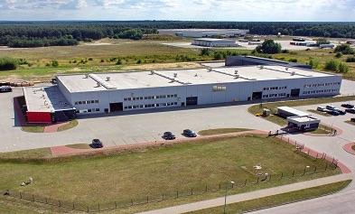 KOHL-Group - nowy zakład i park maszynowy