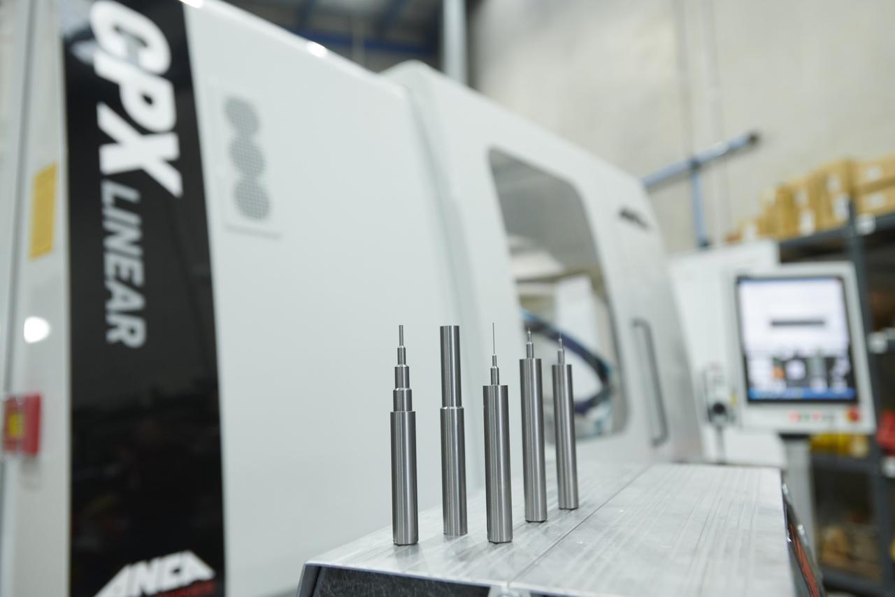 Szlifierka do obróbki półfabrykantów CPX Linear ANCA