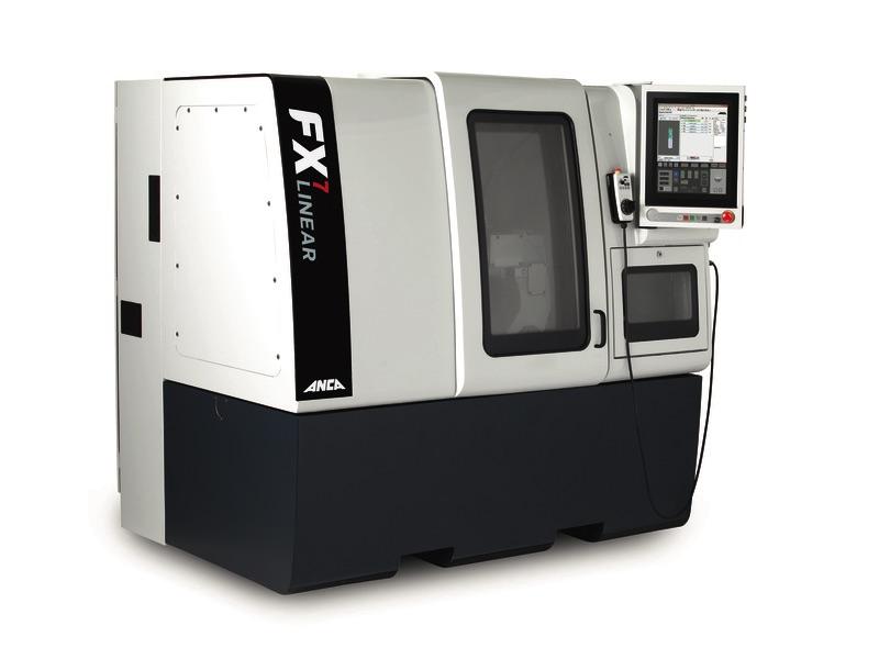 anca FX7linear Machine