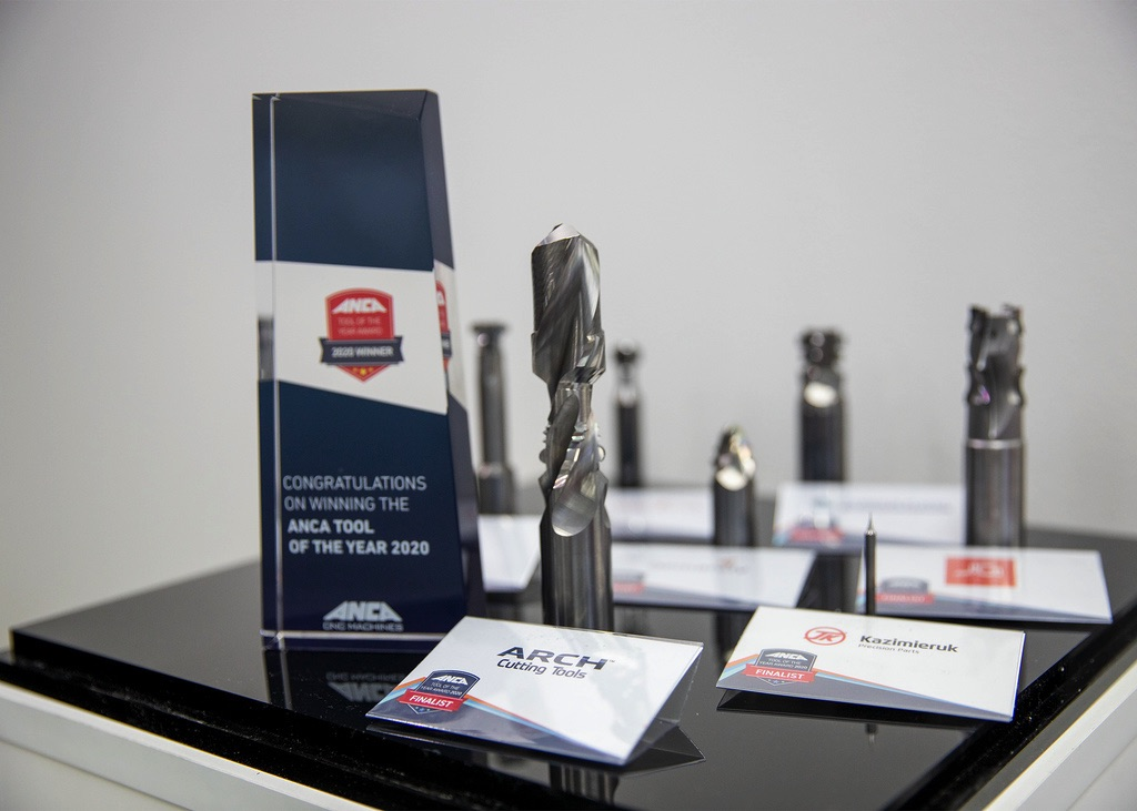 ARCH Cutting Tools Zwycięzca konkursu #MadeonANCA 2020