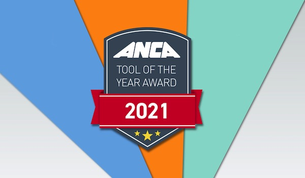 konkurs ANCA Tool of the Year 2021 na EMO Milano