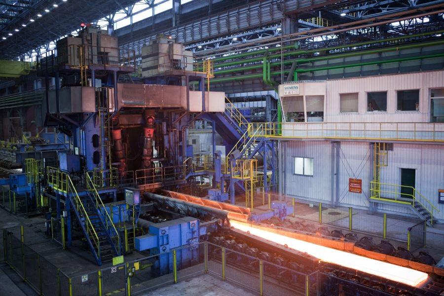 ArcelorMittal Poland czyści koksownię