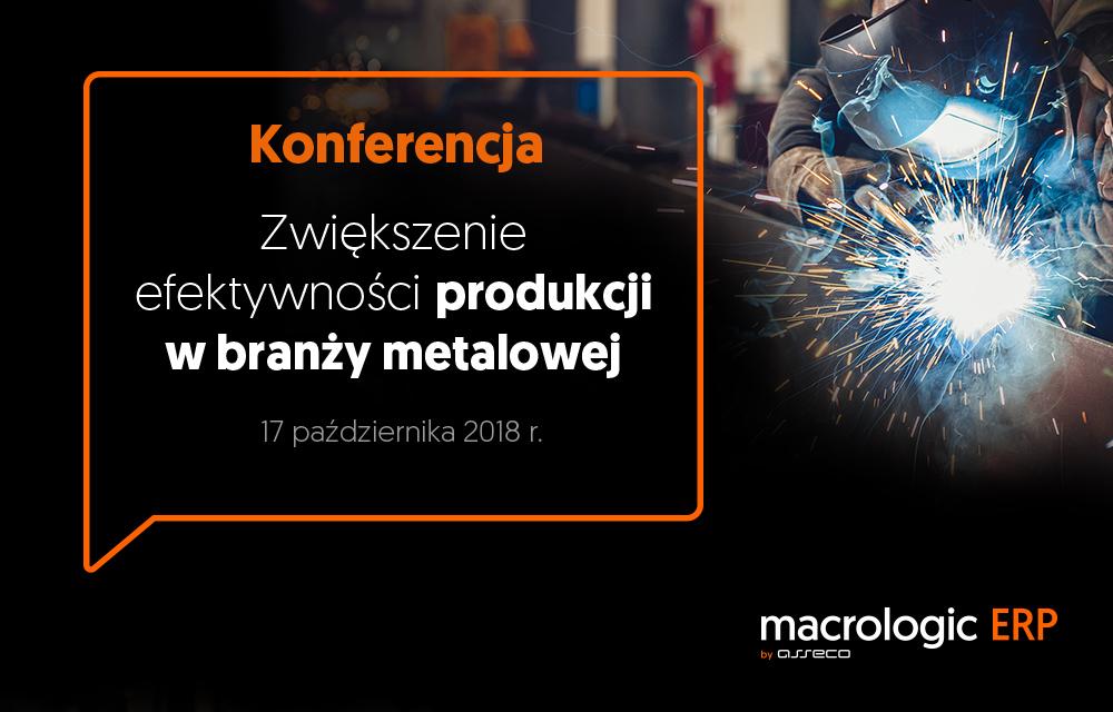 Konferencja dla producentów z branży metalowej