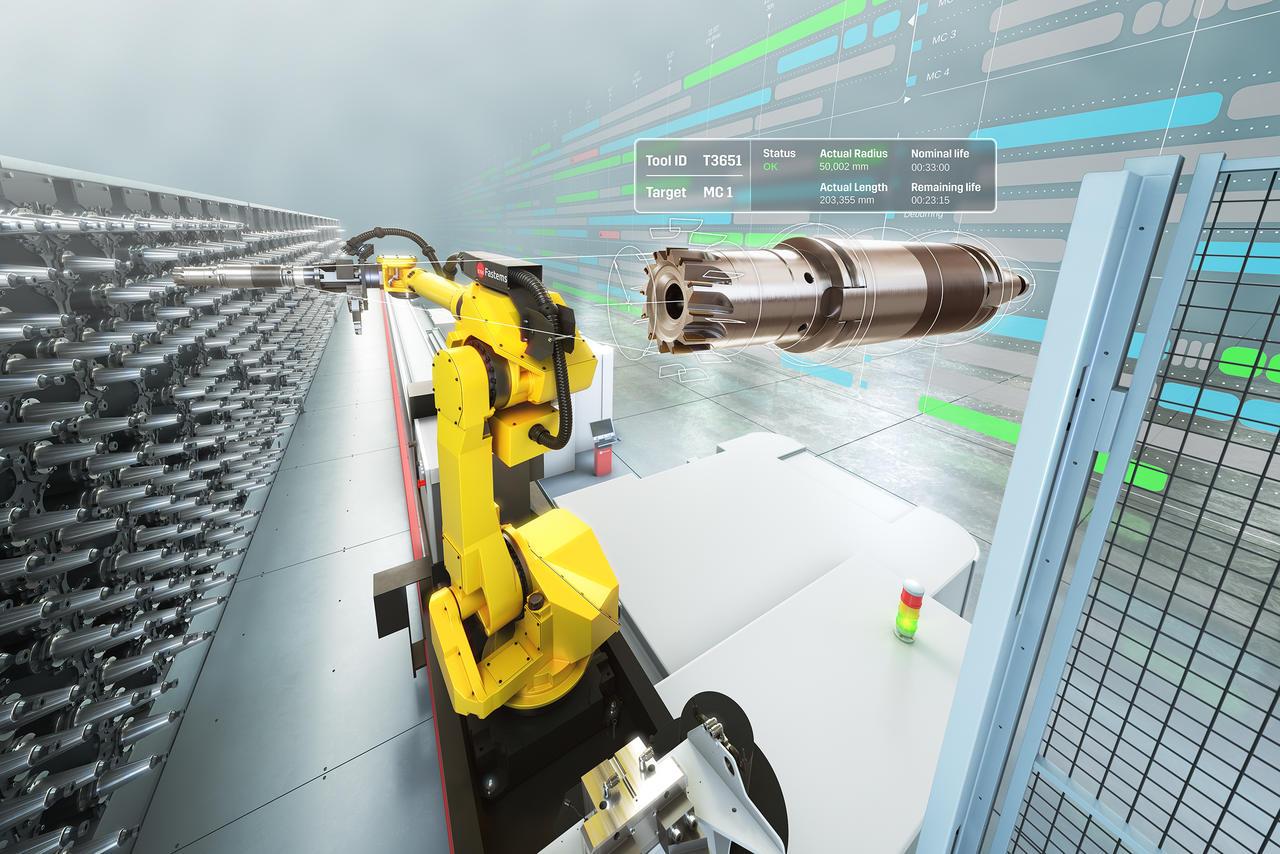 Najnowsze zmiany i aktualizacje Gantry Tool Storage