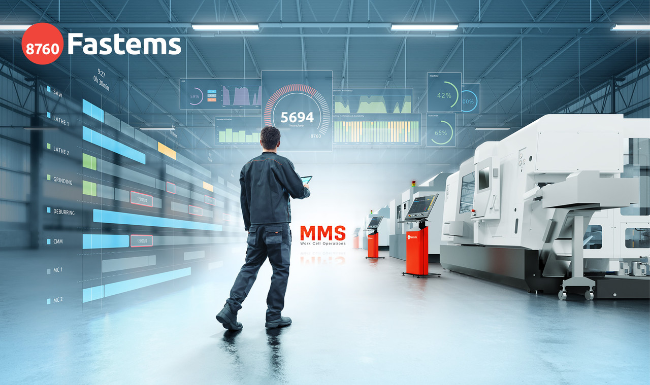 Planowanie i monitorowanie procesów produkcyjnych