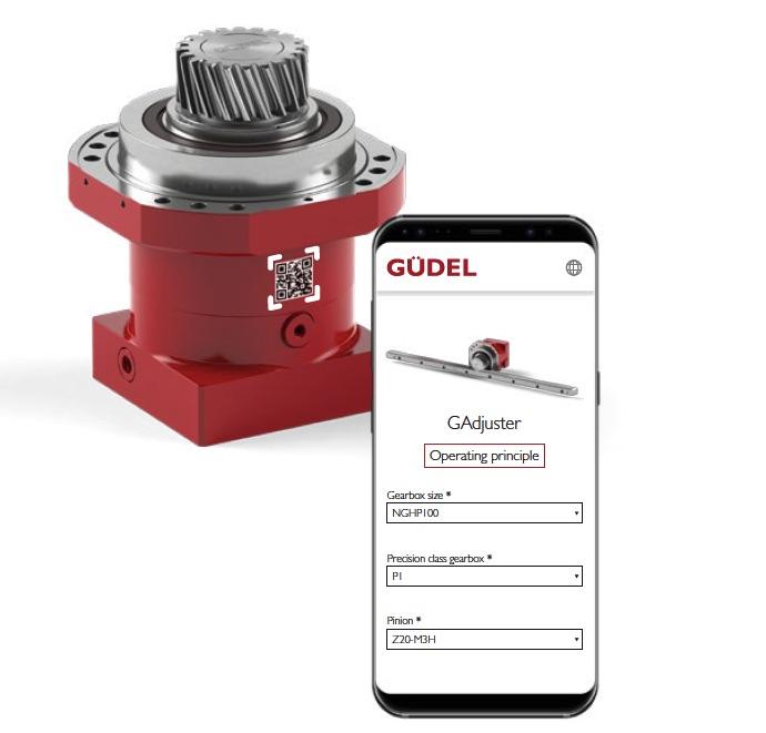GAdjustment – Innowacyjne rozwiązanie systemowe - aplikacja