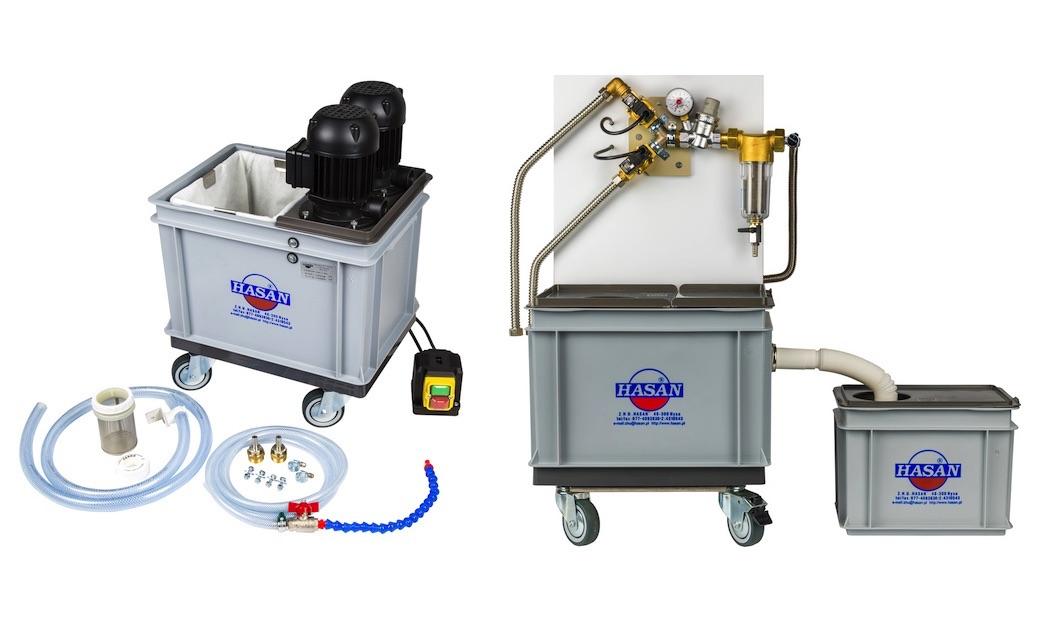 Układy chłodzenia UCH® narzędzia obrabiającego