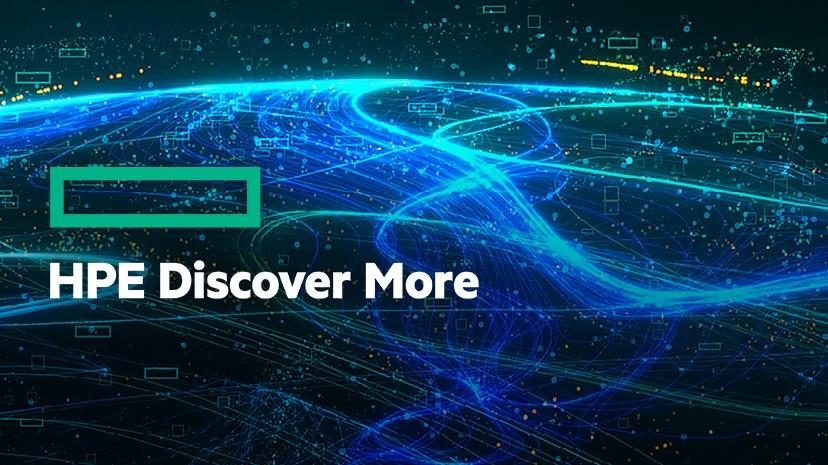 Cyfryzacja na HPE Discover More 2019