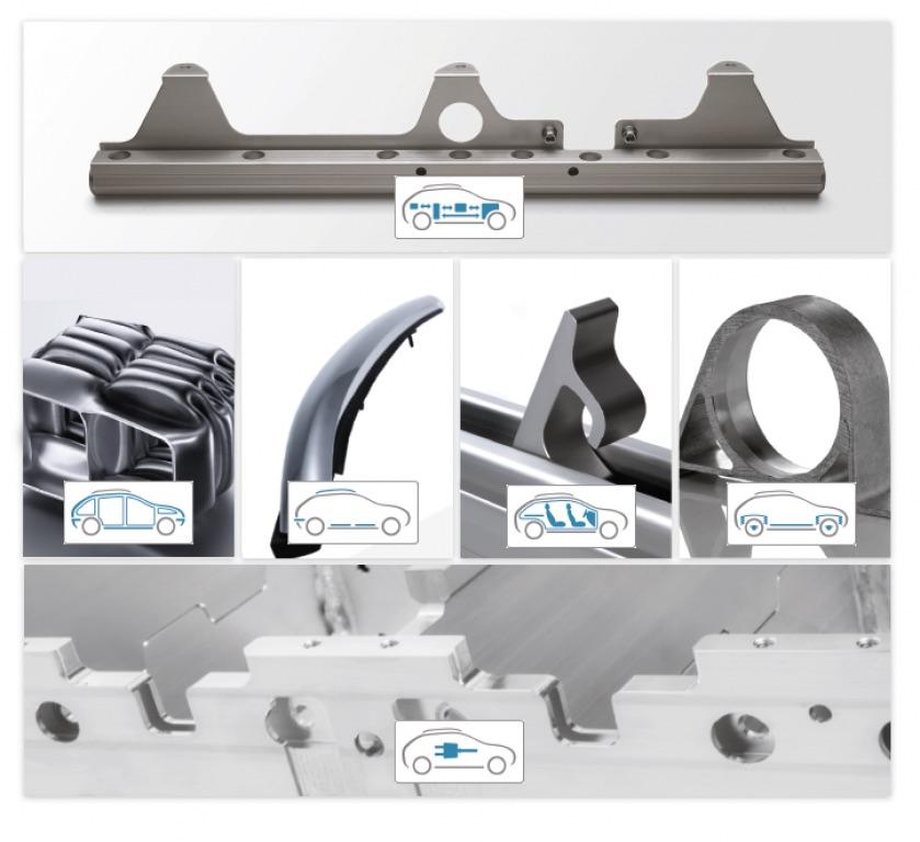 Aluminium w samochodach osobowych-Hydro Extrusion Poland