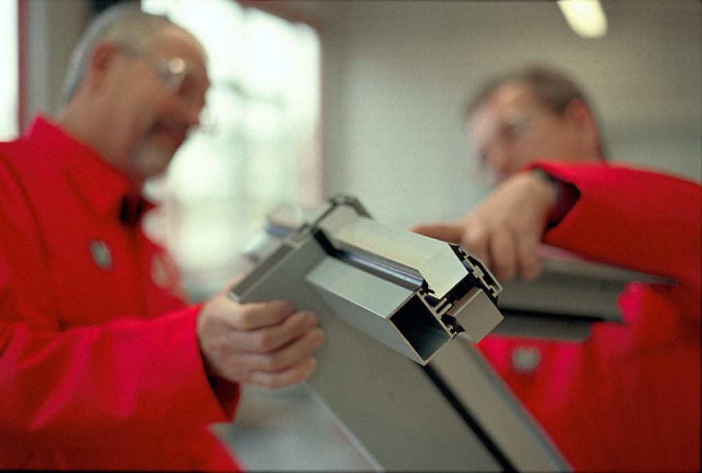 Aluminium wyznacza nowe trendy w przemyśle