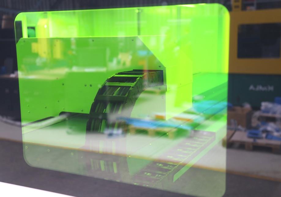 Wycinarki laserowe z Polski podbijają świat