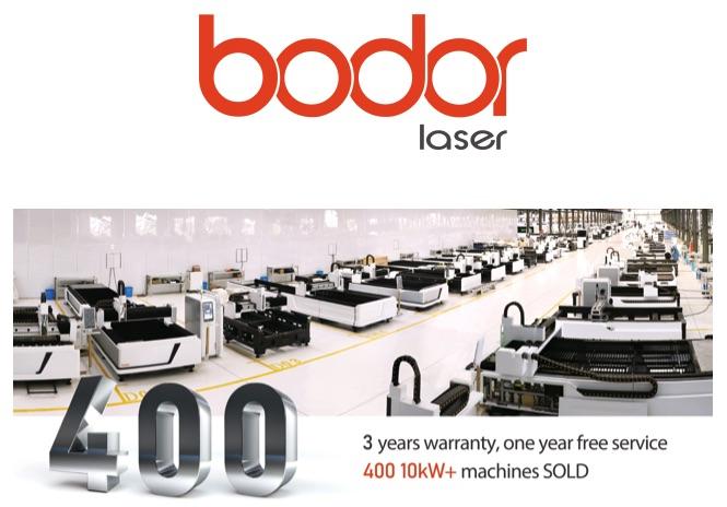 Specjalne ceny na wycinarki Bodor laser