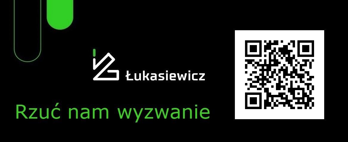 rzuć wyzwanie Łukasiewicz - Krakowski Instytut Technologiczny