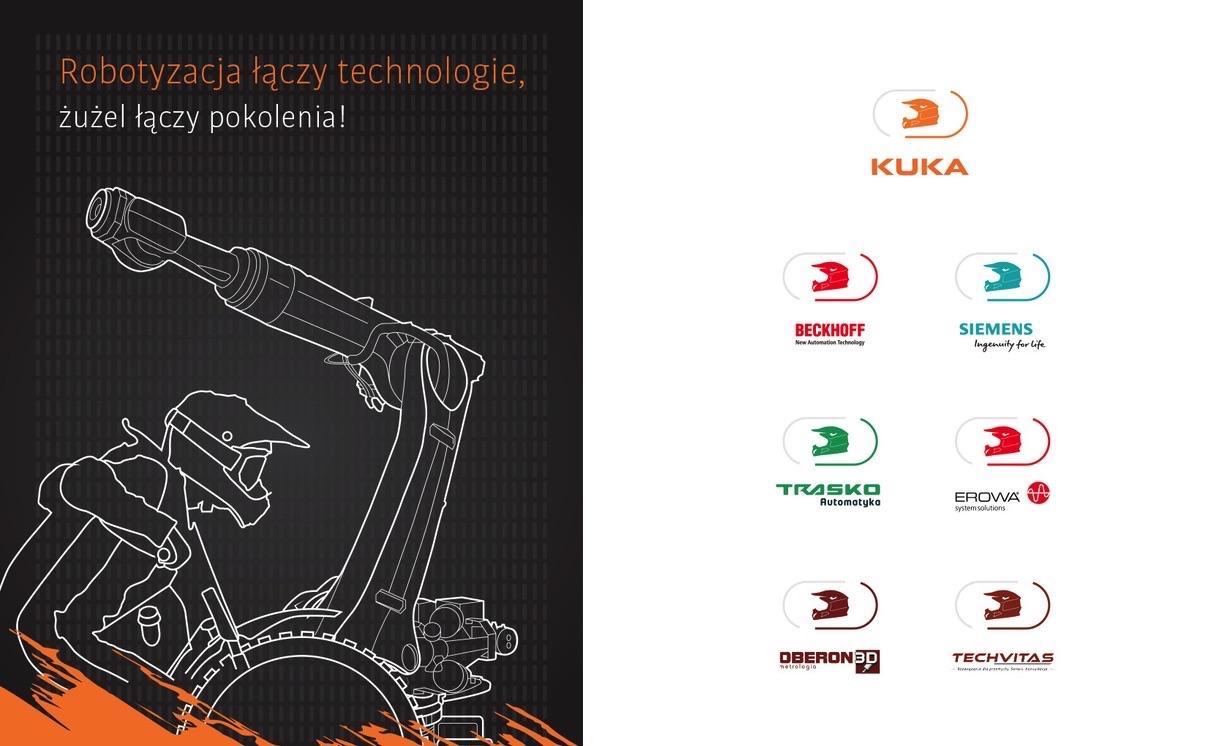 Robotyzacja łączy technologie, żużel łączy pokolenia