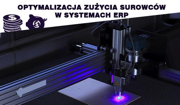 L-SYSTEMS System ERP w planowaniu zużycia surowców