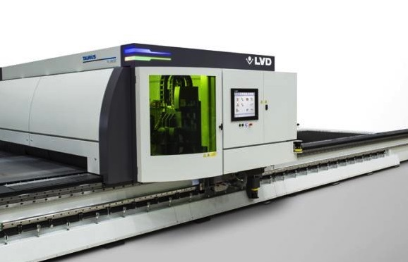 LVD Taurus FL wielkoformatowa wycinarka laserowa