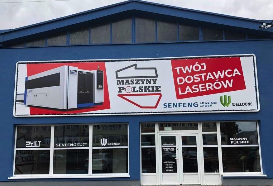 Maszyny Polskie otworzyły salon technologii laserowych