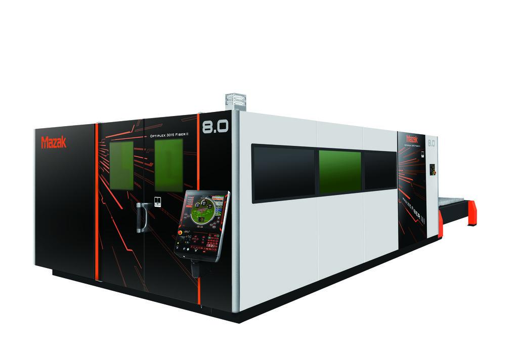 Wycinarki laserowe 2D i 3D Yamazaki Mazak