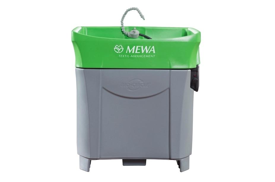 Ekologiczna myjka do części MEWA Bio-Circle