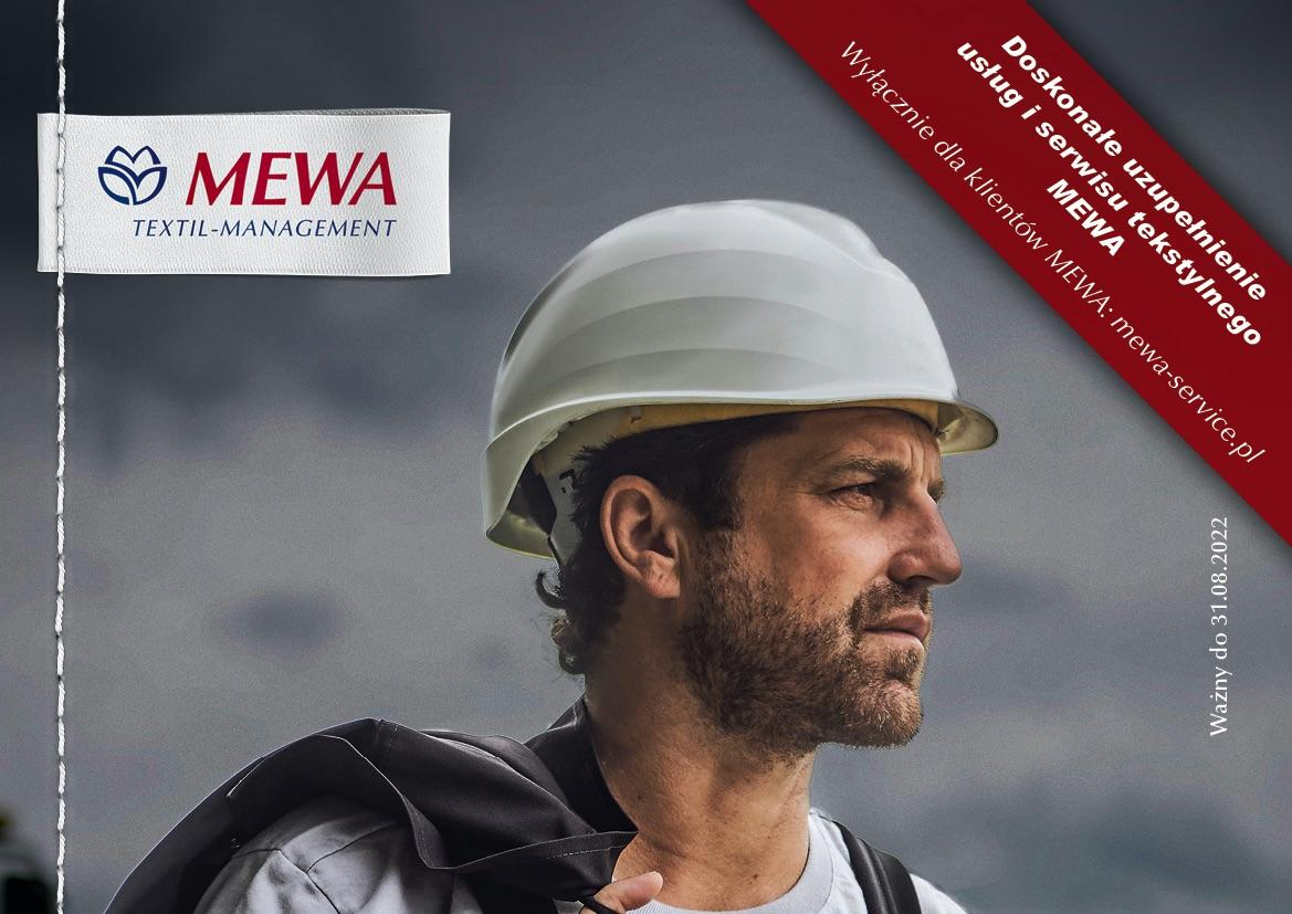 Katalog produktów MEWA 2021/22 już jest dostępny