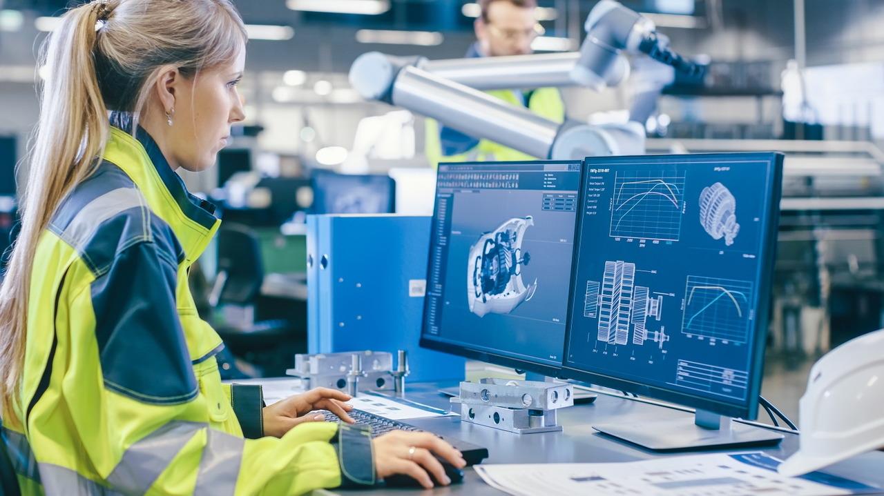 Projektowanie maszyn pod kątem przyszłej wydajności