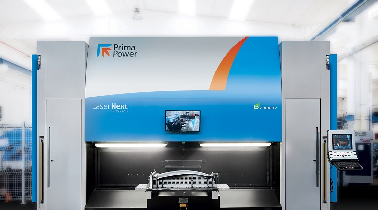 Laser Next Prima Power na Automotive Production Support