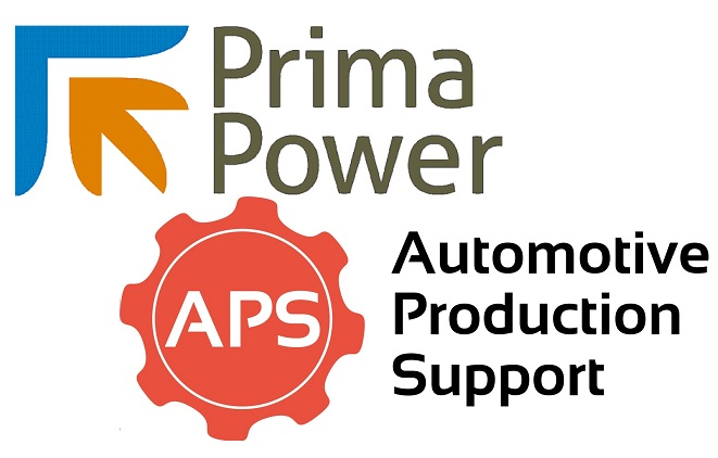 Prima Power na Automotive Production Support