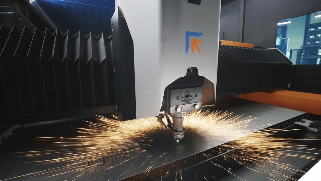 laser fibra Prima Power Laser Genius Plus