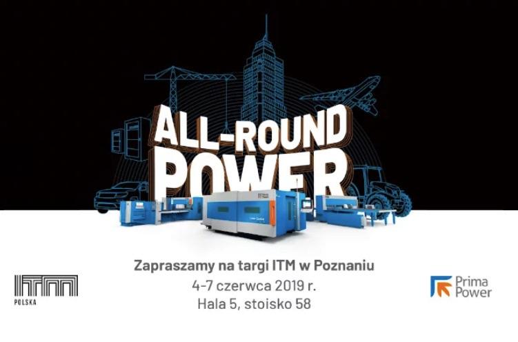 Prima Power na ITM Polska 2019