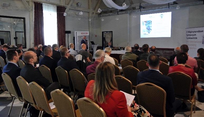 Międzynarodowego Sympozjum Cynkowniczego REMIX 2018