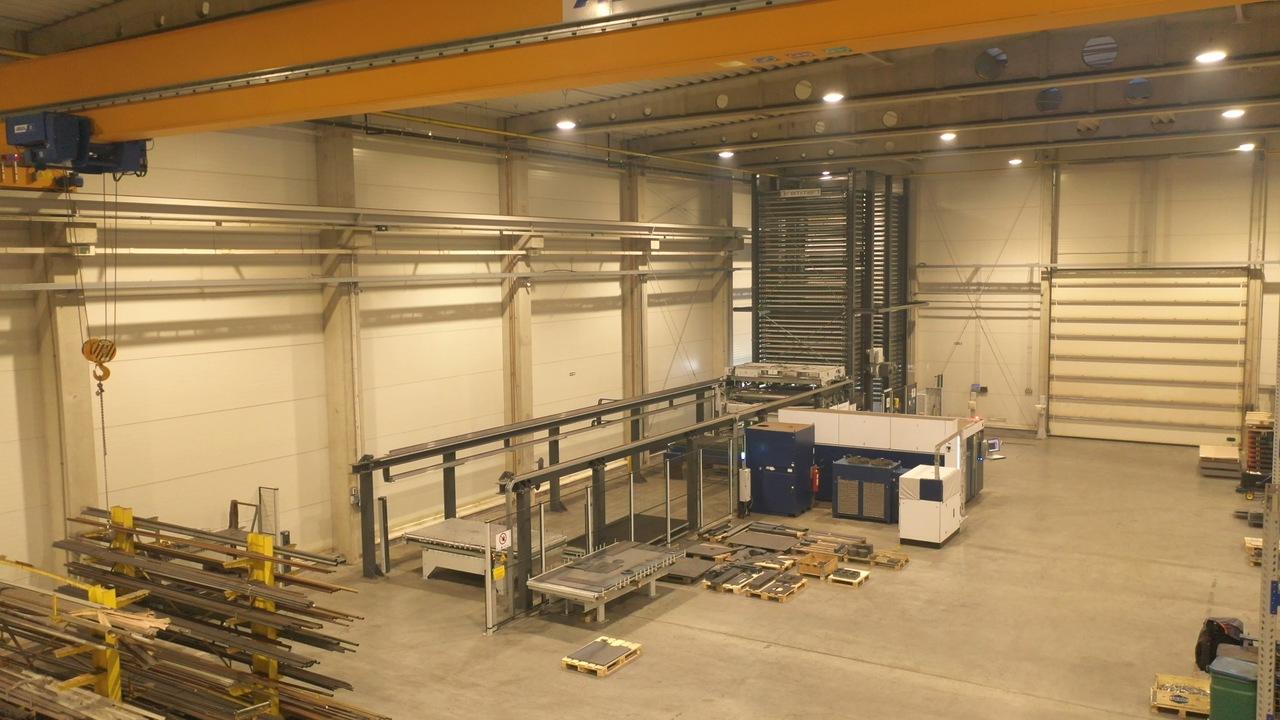Wdrożenie automatyzacji firmy Remmert w spółce Kamir