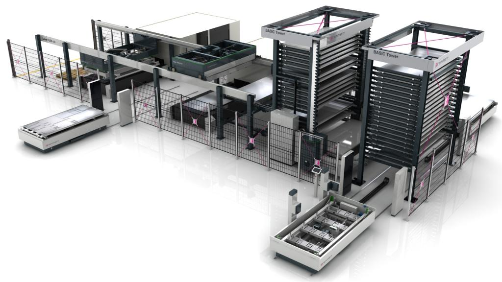 Automatyzacja która się opłaca - Laserflex