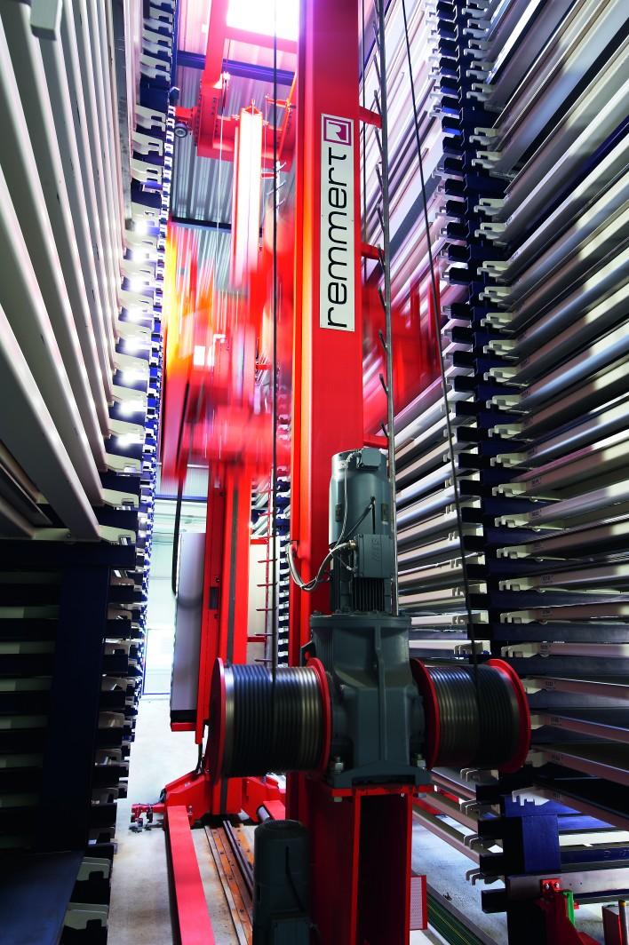 Maksymalna eksploatacja wycinarek laserowych dzięki Remmert