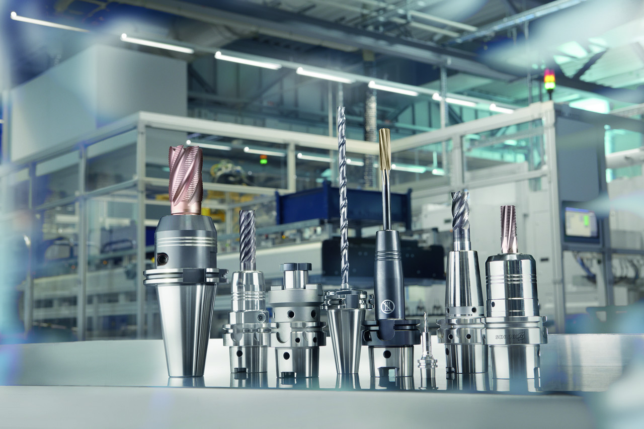SCHUNK Total Tooling