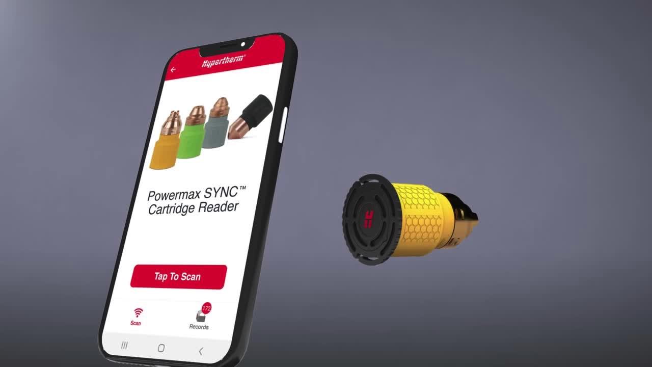 Aplikacja mobilna Powermax SYNC